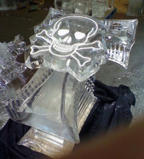 Double Track Skull Luge
