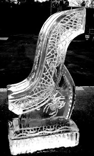 Custom Double Track Spider Luge